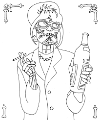 Small Picture Yucca Flats NM Wenchkins Coloring Pages In Hipster itgodme