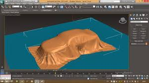 array world of multia posts making a car cover fabric objects 3ds max rh rizkiyandi