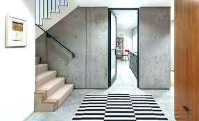 painting interior cement walls