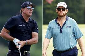 Harry Higgs to test Phil Mickelson's ...