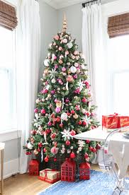 Unique Christmas Trees Unique Christmas Tree Decorating Ideas Inspired By Charm