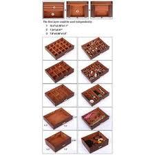 Abn amro credit card aanvragen? Kendal Huge Leather Jewelry Box Case Storage Ljc Shd5bn Brown