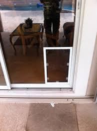 best dog door for sliding glass doors in utah adv windows ...
