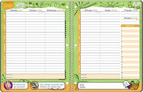 Student Planner 2016 2017 School Year Planner Elementary Import It All