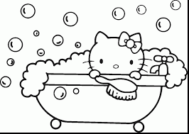 Small Picture fantastic hello kitty coloring pages to print with hello kids