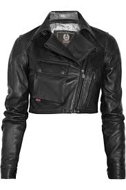 gallery previously sold at the outnet com women s cropped leather jackets