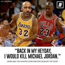 LaVar Ball vs. Michael Jordan ...