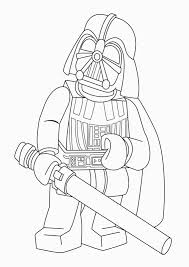 Star Wars Coloring Pages Free Printable Star Wars For Lego Star Wars