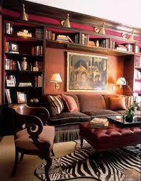 home library lighting. Wonderful Lighting The Brass Accent Lighting Across The Top Sofa  Home Library  On Lighting Pinterest