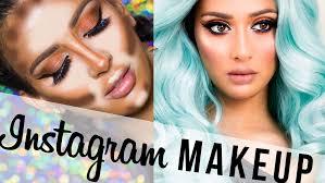 insram makeup baking full face contour highlight irenesarah you