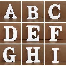 <b>1pc 10X10CM</b> Wooden Art Craft English Letters Alphabet Word Free ...