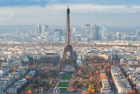 eiffel tower size eiffel tower and panorama of paris france layover guide
