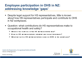 safety representitive supporting your workplace health and safety representative