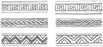 Mayan Patterns Enchanting Claire Bladon Clairebladon On Pinterest