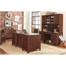 Icf 303 Aspen Home Furniture Canfield 66in Executive Desk