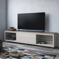 living spaces tv stand. 70 Inch Tv Stand For Family And Living Room: Annabelle Black TV Spaces T