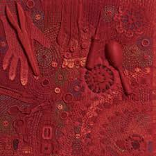 3d Quilt Patterns: Dimensional Quilt Art & Fiber Art Quilts - The ... & Make 3D Fabric: Quilting Arts Magazine, August/September 2012 Adamdwight.com