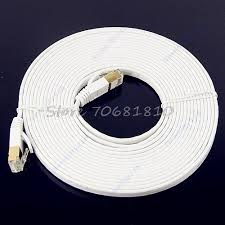 compare prices on internet wire online shopping buy low price 5m cat7 rj45 m m thin flat shielded twisted pair internet lan network cable wire