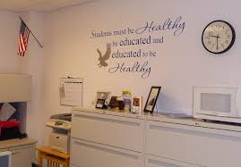 School Clinic Decorations Chers Signs By Design School Nurses Office