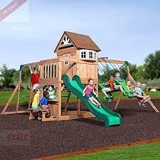 swing sets for kids wooden swing sets cedar kids outdoor set backyard disery safe children garden fun games swing sets for kids bunnings