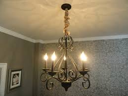 Decorative Chandelier Chain Cover