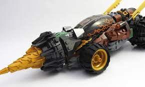 LEGO NINJAGO 70669 Cole's Earth Driller review