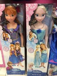 child size love doll life size elsa and anna dolls at target zoe gift ideas pinterest