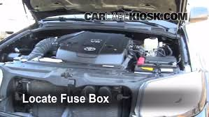 replace a fuse 2003 2009 toyota 4runner 2008 toyota 4runner sr5 2008 4runner fuse box diagram at 2006 4runner Fuse Box