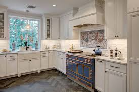 La Cornue Kitchen Designs Amazing La Cornue It's Blue In Montclair NJ Interior Design By Tracey