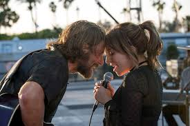 bradley cooper and lady a in a star is born warner bros