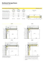 standard garage door sizes standard one car garage size standard double garage door sizes australia