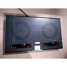 Bếp Từ Đôi Arber AB2021A - Hàng Chính Hãng - Bếp điện từ đôi