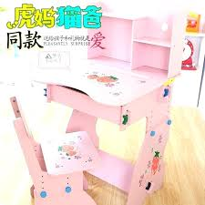 girls desk furniture. Girls Writing Desk Study Table And Chair Set Adjustable High Primary School  With Bookshelf Lamp Home Furniture