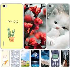 For Huawei Honor 6 Case H60 L01 H60 L02 ...