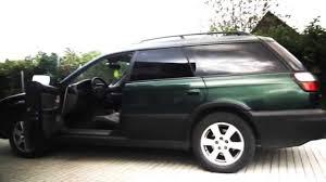 EL vs UEL Headers Exhaust Mainfloid Sound Subaru Legacy Outback ...