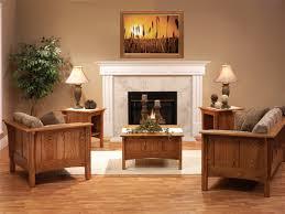 secrets shaker style living room furniture amish designed