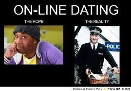 ON LINE DATING      Meme Generator Separated at birth