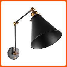 adjustable lighting fixtures. Lemonbest Industrial Swing Arm Wall Sconce Shade Adjustable Handle Rustic Loft Light Lamp Fixtures Lighting C
