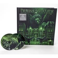 <b>DEMONS</b> & <b>WIZARDS</b> | III ARTBOOK - Nuclear Blast