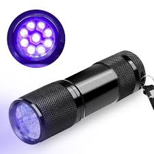 Finding Blood With Uv Light Korada Ultra Violet Led Flashlight Blacklight Uv Led