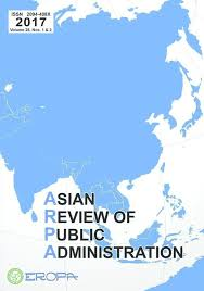Asian review of public administration