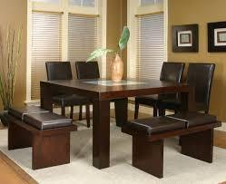 Cramco Inc Contemporary Design Kemper Seven Piece Dining Set