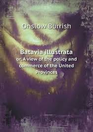 onslow burrish batavia illustrata or