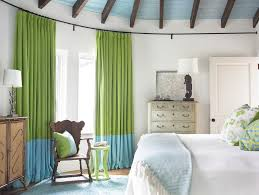 astounding lime green curtain panels decorating ideas gallery in bedroom beach design ideas