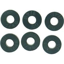 1 2 in o d 00 trade size flat faucet washers