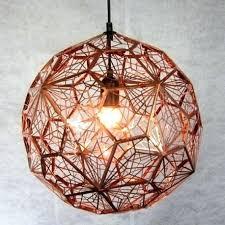 beacon lighting pendant lights. Rose Gold Lighting Pendant Lamp Etch Web Beacon  Beacon Lighting Pendant Lights N