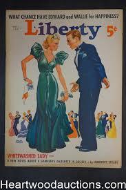 Liberty May 1, 1937 Joe DiMaggio, Dorothy Spear