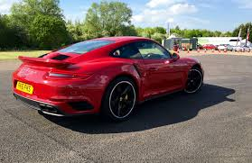 porsche 911 turbo 2016. 2016 porsche 911 turbo s rear