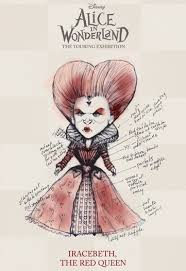 the red queen images red queen concept art wallpaper and background photos