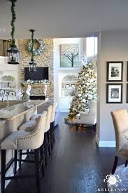 christmas home decor 45 christmas home decorating ideas beautiful